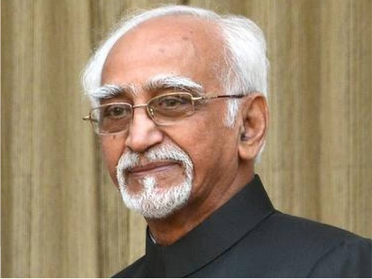 Hamid Ansari - Vice-President of India (2007-2017)