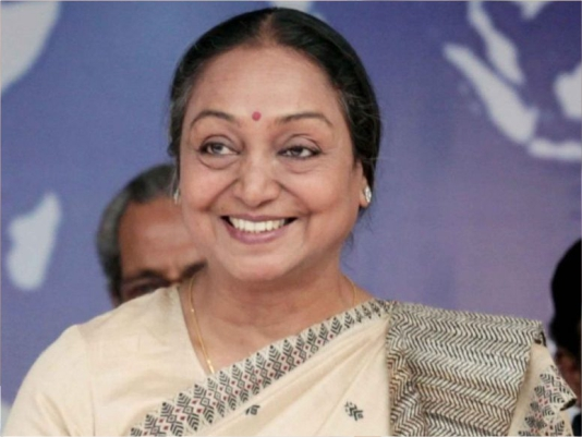 Meira Kumar - Speaker of Lok Sabha (2009-2014)