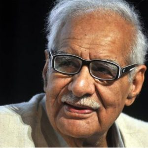 Kuldip Nayar - Veteran Journalist & Former Rajya Sabha Member