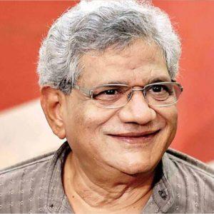 Sitaram Yechury - Secretary General of CPI & Rajya Sabha Member