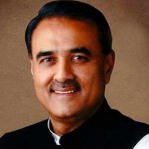 Praful Patel - Former Union Minister & Rajya Sabha Member