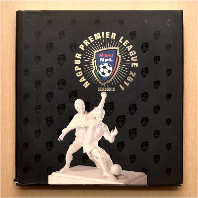 2nd Nagpur Premier League - The coffee table book reflects the grandeur of Nagpur's Second Premier League organised by Lokmat Media Group, under the guidance of Vijay Darda in 2011.