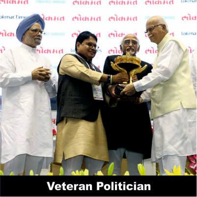 Vijay Darda - Veteran Politician