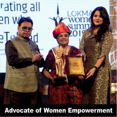 Vijay Darda - Advocate of Women Empowerment